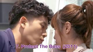 Download My 10 Favorite Office Romance Korean Drama | Romantic Comedies Video