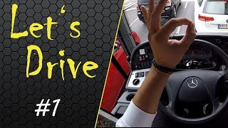 Download Let's Drive #1 - Autobusem po Vídni Video