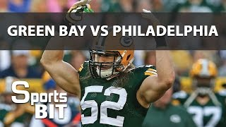 Download Sports BIT | Green Bay vs Philadelphia | NFL Picks Video