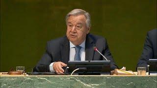 Download UN Chief on Counter-Terrorism - António Guterres, UN Secretary-General Video