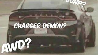 Download BREAKING NEWS! DODGE CHARGER DEMON??? Video