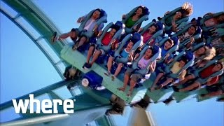 Download The Top 5 Rides and Attractions at SeaWorld Orlando Video