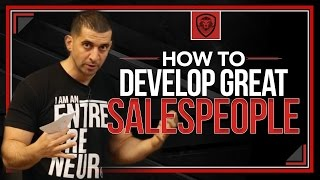 Download How to Build a Great Sales team Video