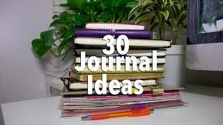 Download What To Write In A Journal | 30 Ideas Video