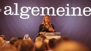 Download Algemeiner Summer Benefit, 2016: Famed journalist Lara Logan accepts Algemeiner award Video