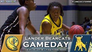 Download Lander Women's Basketball vs. Johnson C. Smith Video