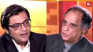 Download Pahlaj Nihalani's Exclusive Interview With Arnab Goswami | Exclusive Interview Video
