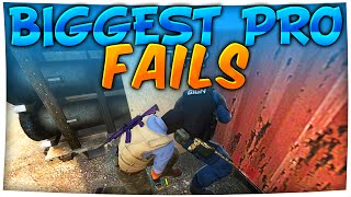 Download CS:GO - BIGGEST PRO FAILS ft. kennyS, olofmeister, GeT RiGhT & More! Video