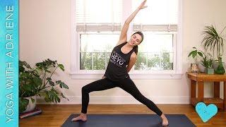 Download Compassion Yoga - Core Strength Vinyasa - Yoga With Adriene Video