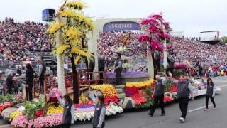 Download 2017 Tournament of Roses Parade Off-Camera Footage Video