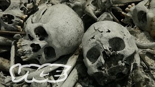 Download Living Amid Graves & Bones: The Philippines' Cemetery Slums Video