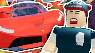 Download DESTROYING $100,000,000 CARS!! | Roblox Video