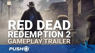 Download Red Dead Redemption 2 PS4 Gameplay Reveal Trailer (Part 1)   PlayStation 4 Video