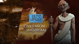 Download Captain Rage vs Gandhi | Indians Play Civilization VI Hindi/English Gandhi Gameplay Video