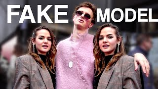 Download We faked a model to the top of London fashion week Video