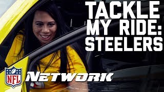 Download Tackle My Ride: LaMarr Woodley, Ryan Shazier, and the Steelers (EPISODE)   NFL Network Video