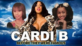 Download Cardi B | Before They Were Famous | EPIC Biography from 0 to now Video