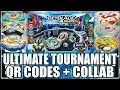 Download ALL 7 ULTIMATE TOURNAMENT SET QR CODES + GOLD L3 + COLLAB C/ ZANKYE! BEYBLADE BURST APP QR CODES Video