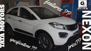 Download Tata Motors Nexon XM variant | most detailed review | features | price | specifications !!!! Video