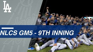 Download Watch the Dodgers lock up Game 5 of the NLCS in the 9th Video