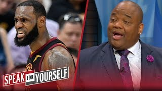 Download Jason Whitlock: LeBron's time with the Lakers will be huge disappointment | NBA | SPEAK FOR YOURSELF Video