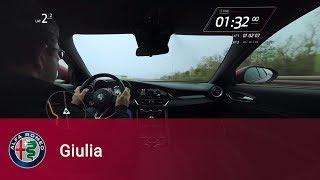 Download Alfa Romeo   Giulia Quadrifoglio – 360° onboard experience Video