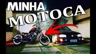 Download Minha MOTO MARAVILHOSA ! ! ! ! + Modificação ! [RAPIDINHA D2M] Video