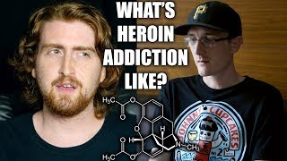 Download What's Heroin Addiction Like? Heroin Addict with 7 Years of Sobriety Shares His Experience Video
