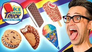 Download Ice Cream Truck Taste Test: Finals Video