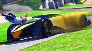 Download GTA 5 Online - CUSTOMIZING THE FASTEST CAR IN THE GAME! (GTA V Online) Video