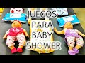 Download 10 Juegos para Baby Shower Muy Divertidos HD Video