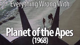 Download Everything Wrong With Planet of the Apes (1968) Video