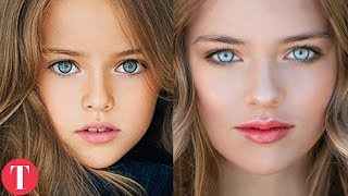 Download 10 Most Beautiful Kids In The World ALL GROWN UP Video