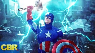 Download Here's How Captain America Was Able To Lift Mjolnir In Avengers Endgame Video