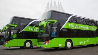 Download How is Bus Travel in Europe? 14 Hour FlixBus Trip Across Europe Video