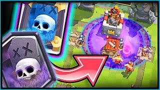 Download MIRROR GRAVEYARD!! • Clash Royale Trolling! Video