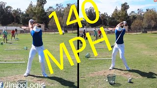 Download 140 MPH Club Head Speed! Video