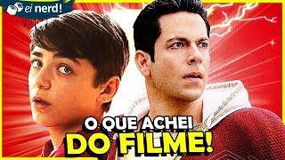 Download SHAZAM: O QUE ACHEI DO FILME? Video