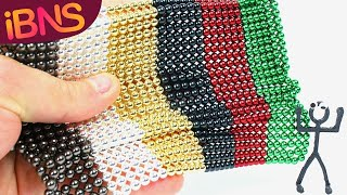 Download Playing with 1000 mini magnetic balls! (pt. 4, satisfying buckyballs and ASMR) Video