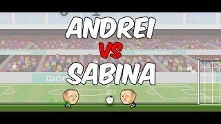 Download Andrei VS Sabina | Head Football Video