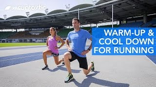 Download The Perfect Warm-up and Cool Down for a 5K or 10K Race - Part 4 (Runtastic & RUN 10 FEED 10) Video