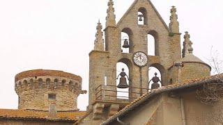 Download Ringing the bells: Church towers and steeples in south-western France Video