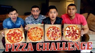 Download PIZZA CHALLENGE!! Video