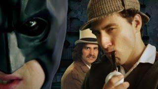 Download Batman vs Sherlock Holmes. Epic Rap Battles of History Season 2. Video