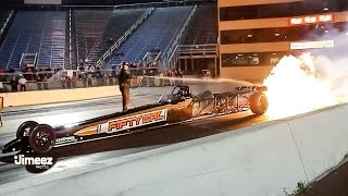Download 302MPH! SCOTTY HEAT'S 50 CAL JET DRAGSTER RUNS 5.23@302.14MPH AT RT66 Video