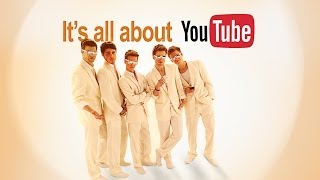 Download The YouTube Boy Band - it's all about you(tube) Video