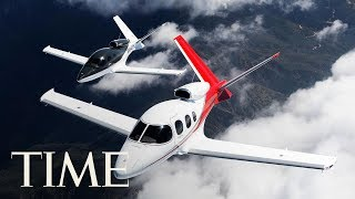 Download What It's Like To Fly The World's Cheapest Personal Jet | TIME Video