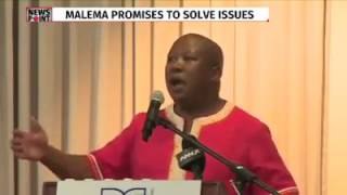 Download Malema addressing German Chamber of Commerce Video