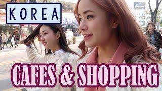 Download Korea Vlog: Cafes & Shopping! | KimDao in KOREA ft. Sunnydahye Video