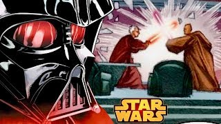 Download How Darth Vader Interpreted the Mace vs. Palpatine Duel 20 Years Later Video